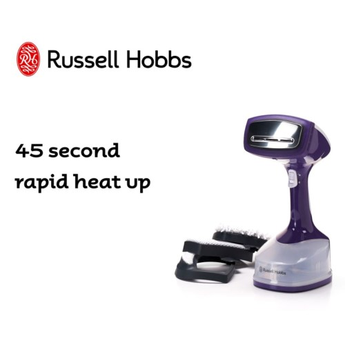 Handheld Garment Steamer 360° RHC400 - Russell Hobbs
