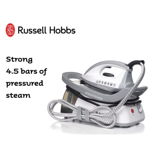 Steam Power Steam Station 360° RHC450GRY - Russell H