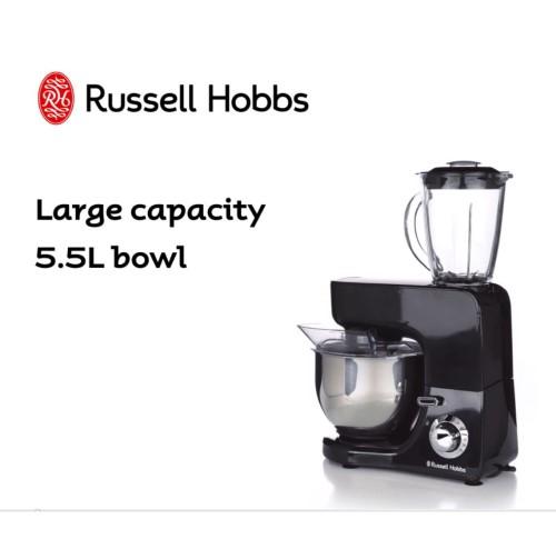 Kitchen Machine Black 360° RHKM10 - Russell Hobbs