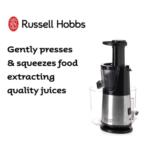 Luxe Cold Press Slow Juicer 360° RHSJ100 - Russell H