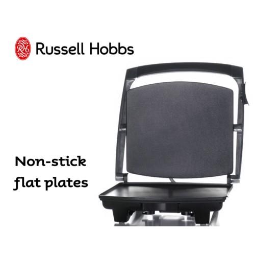 Sandwich Press Brushed Stainless Steel 360° RHSP801