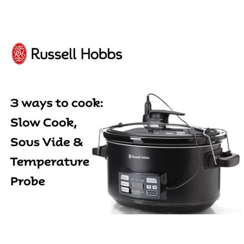 Master Slow Cooker & Sous Vide 360° RHSV6000 - Russe