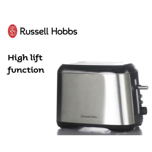 Carlton 2 Slice Toaster 360° RHT82BRU - Russell Hobb