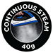Continuous Steam 40g