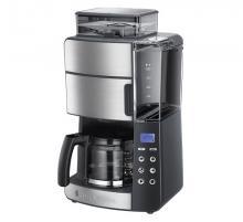 Grind & Brew Digitale Glas-Kaffeemaschine