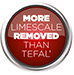 More Limescale Removed Than Tefal**