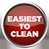 Am einfachsten zu reinigen