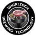Technologie spařování Whirltech