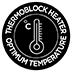 Temperatura óptima con calentador de termobloque
