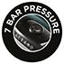 7 Bar Pressure