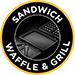 Sandwich, Waffle & Grill Plates