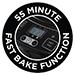 Fast Bake