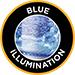 Blue Illumination