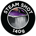140g steam shot