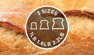 3 Ekmek Dilimi Boyutu
