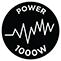 Power 1000W
