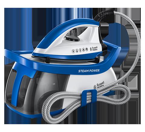 Russell Hobbs 24430-56 Steam power gőzállomás kék