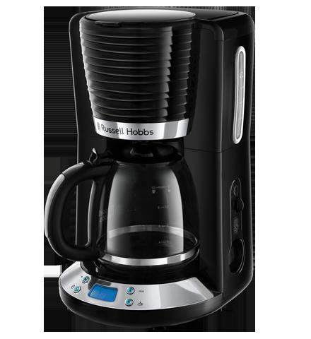 Кофеварка Inspire, цвет черный