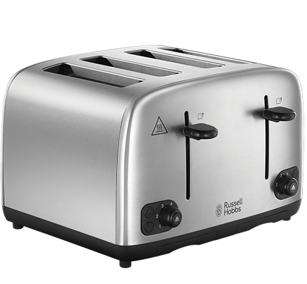Russell Hobbs 24081 2 Slice Toaster Brushed Stainless