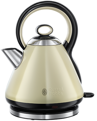 Legacy Quiet Boil Cream Kettle