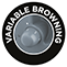 Variable Browning