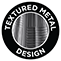 Textured Metal Design