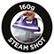 160g Steam Shot