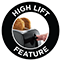 High lift feature