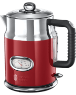 Retro Red Kettle