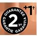 2+1 év garancia