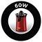 60 W teljesítmény